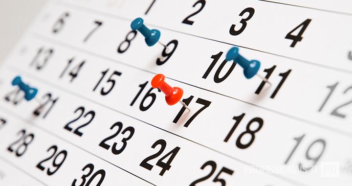 Calendário de Provas Trimestrais - 3º Trimestre de 2016 - EFII e EM