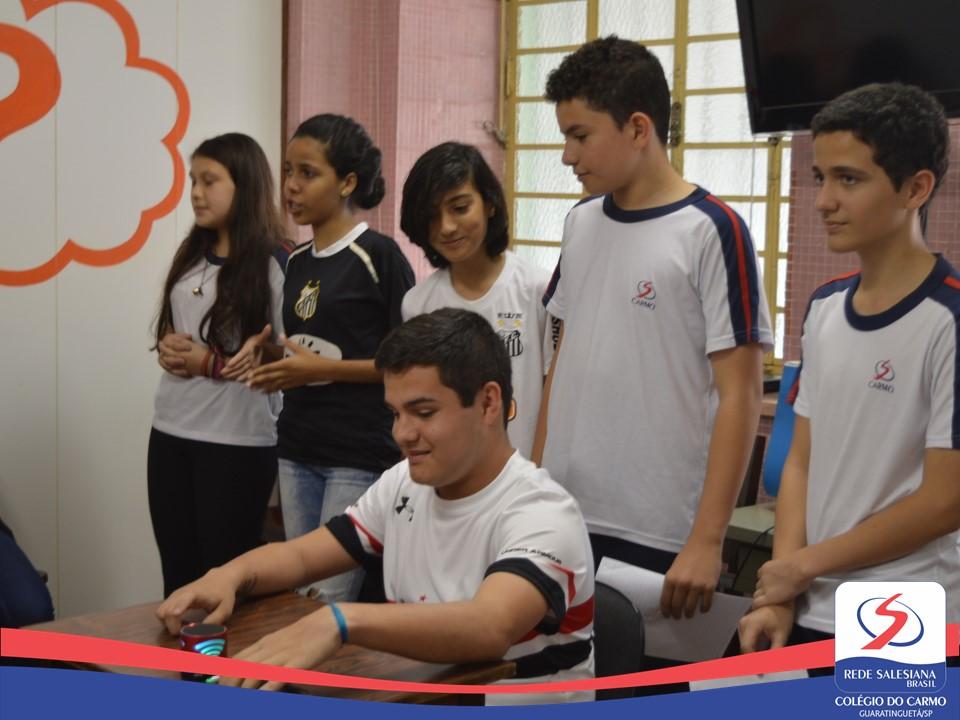Atividade estimula conhecimento e exercício da Democracia