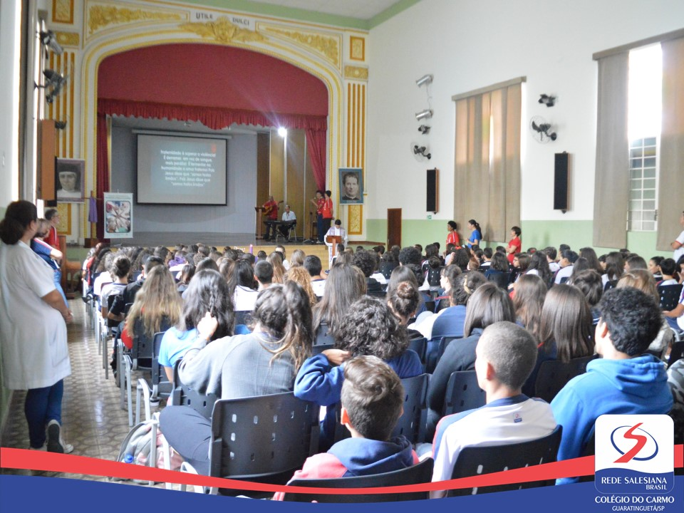Celebração de Cinzas e Abertura da CF marcam início da Quaresma no Colégio