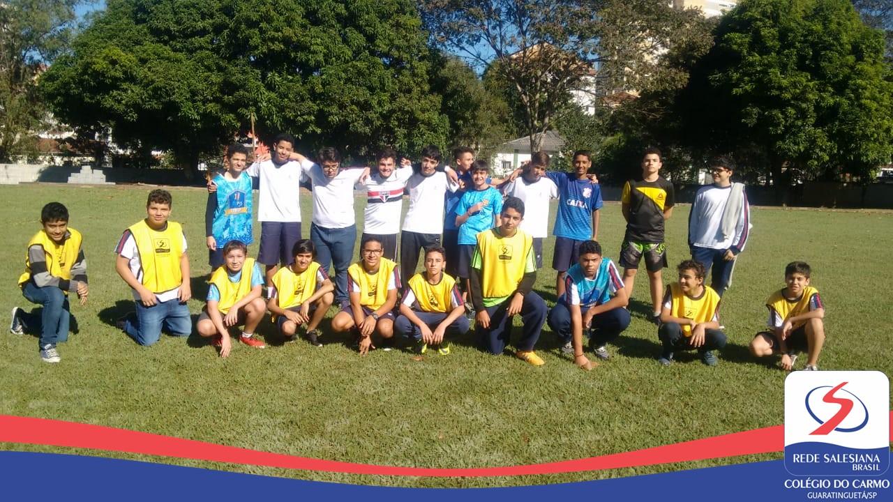 Projeto Copa do Mundo nas aulas de Educação Física do Fundamental II