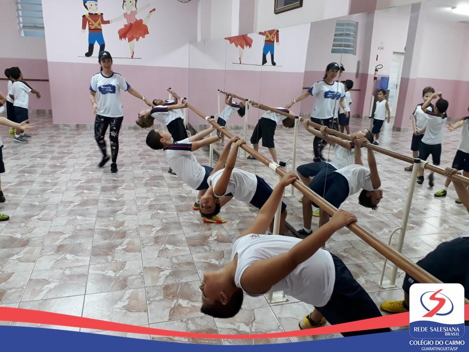 Escolinha de Esportes e Artes realiza aulas experimentais