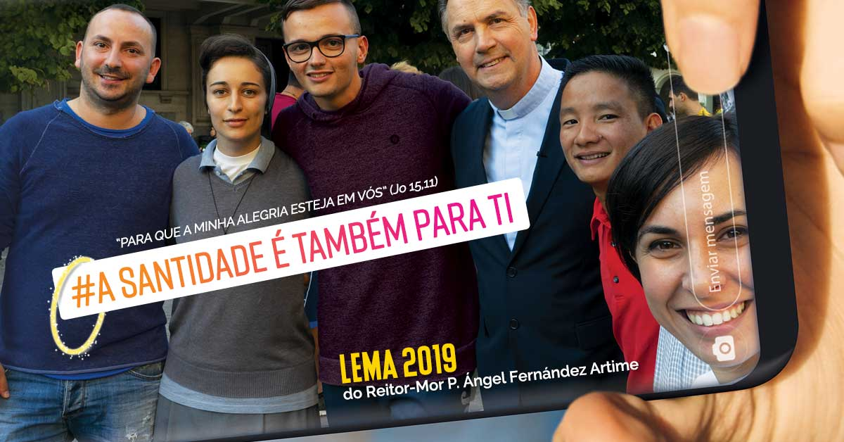 Estreia 2019: A carta do Reitor-Mor para a Família Salesiana!