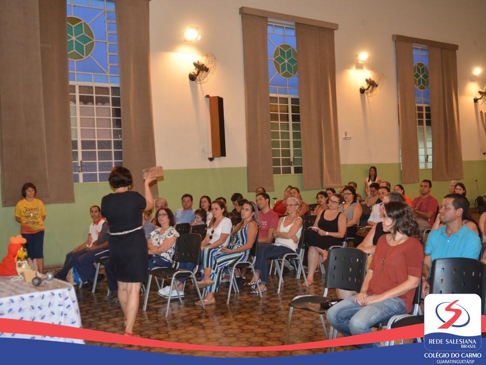 Pastoral e Orientação Educacional realizam 1º Encontro FIPA