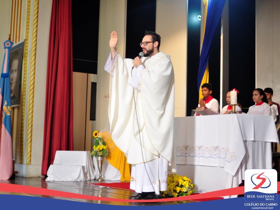 Festa de Nossa Senhora Auxiliadora - Manhã