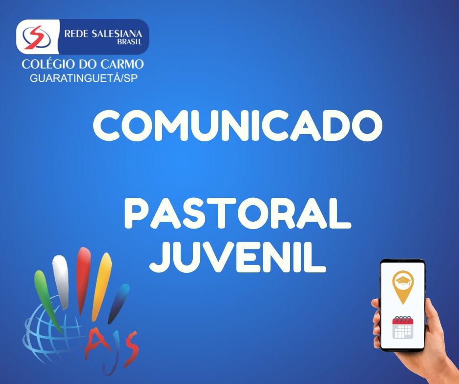 Comunicado - Grupo Missionário