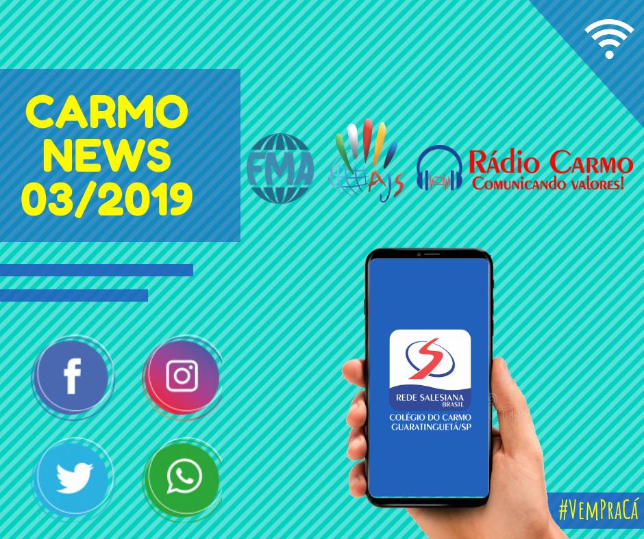 Carmo News 03/2019