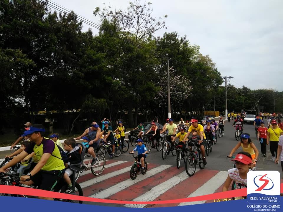 Confira as fotos do Passeio Ciclístico 2019!