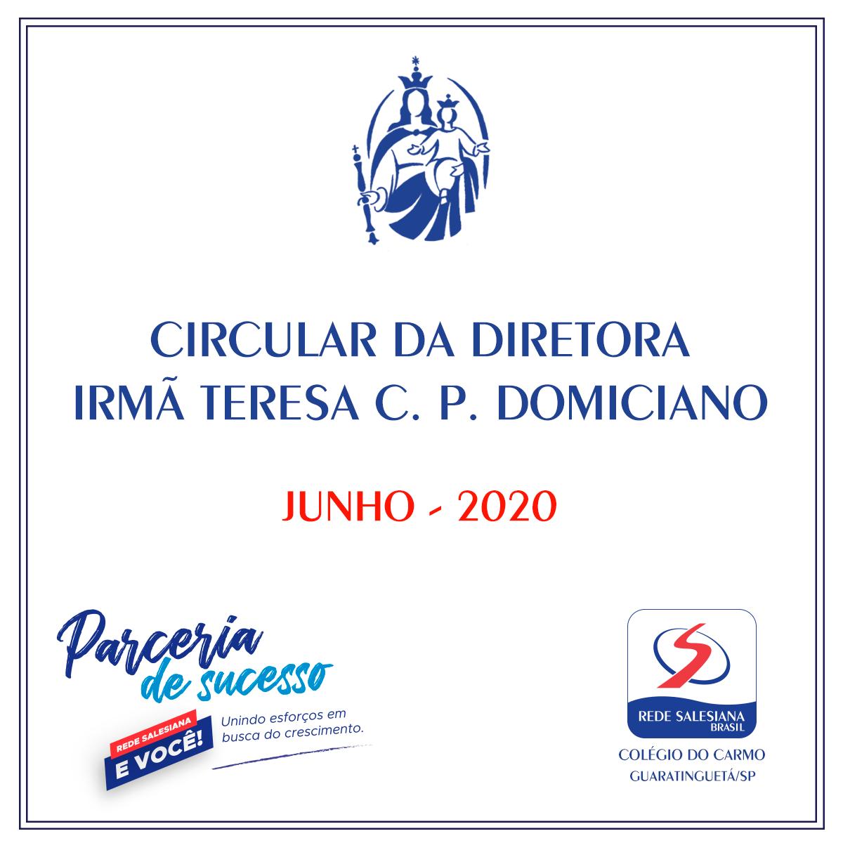 Circular da Diretora - Junho/2020