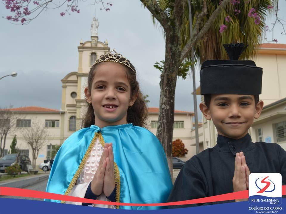 Comunidade Educativa Pastoral celebra aniversário de Dom Bosco