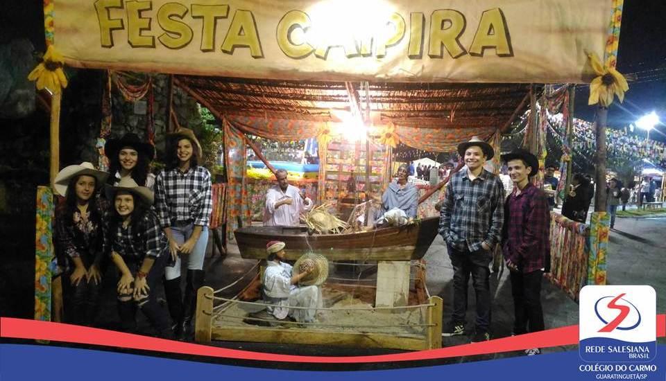 Festa Caipira do Seminário Frei Galvão